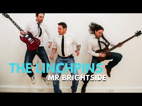 The Linchpins // Mr Brightside // The Killers // Book At Warble Ents