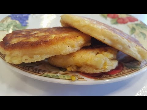 New!! - Old Fashioned Corn Fritters - The Hillbilly Kitchen