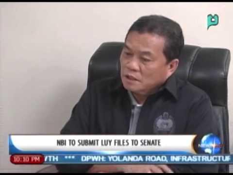 [News Life] NBI to submit Benhur Luy files to senate [05|23|14]