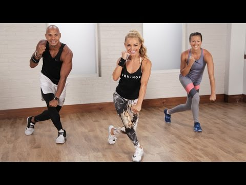 Killer 30-Minute Cardio-Boxing and Core Workout