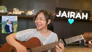 JAIRAH - Agassi Ching | Cover by Jai Asuncion