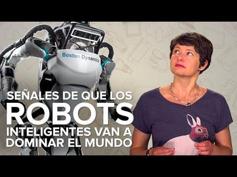 5 señales de que los robots van a dominar el mundo