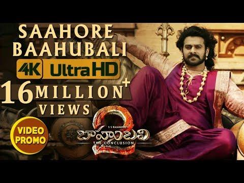 Saahore Baahubali Video Song Promo - Baahubali 2 Songs   Prabhas, SS Rajamouli