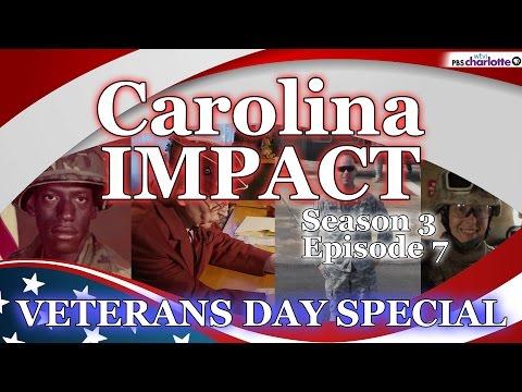 Carolina Impact: Veterans Day Special (Season 3, Episode 7 - 11/10/2015)