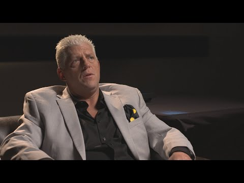 Goldust reveals the inspiration for painting his face on WWE Photo Shoot (WWE Network Exclusive)