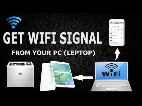 How To Create WiFi Hotspot in windows 7, 8, 10 | Virtual Router. Hindi/Urdu