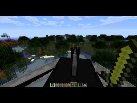 Minecraft: Episode 2: Flying the Ender Dragon