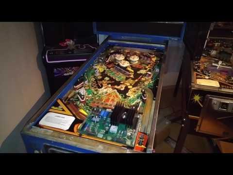 November 2016   Project pinball machines update