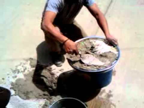 Creating a concrete flywheel at Maya Pedal