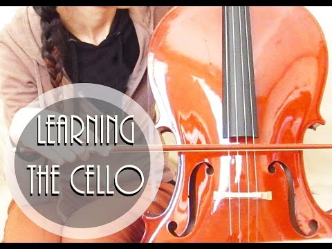 Never Too Late nor too old to Start Learning the Cello!