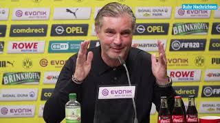 """BVB-Sportdirektor Zorc: """"Hygienemaßnahmen wurden eingehalten"""""""
