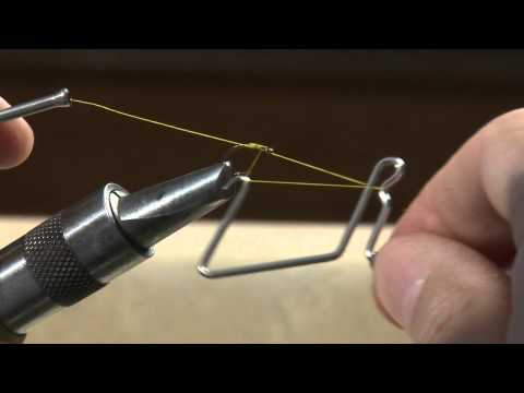 Using a Whip Finish Tool