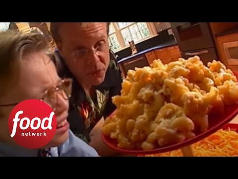 Recipe of the Day: Alton's Fan-Favorite Baked Macaroni and Cheese   Food Network