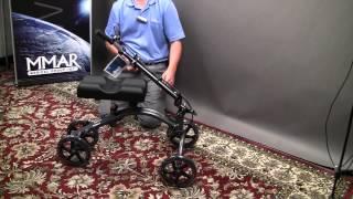 Drive Medical Knee Walker Review & Demonstration - MMAR Medical