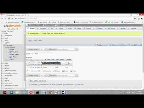 How To Backup Mysql Database Using C#