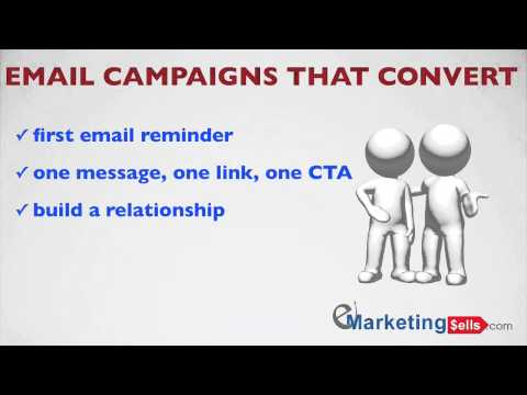What is email marketing? Make money online by list building with opt ins & autoresponders