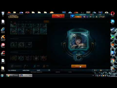 55000 IP ON CHAMPION SHARDS! LEAGUE OF LEGENDS