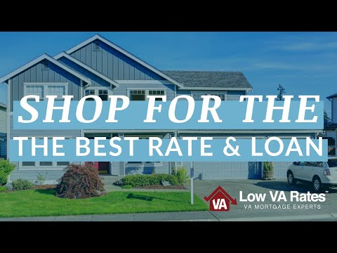 How to shop for the best rate and loan