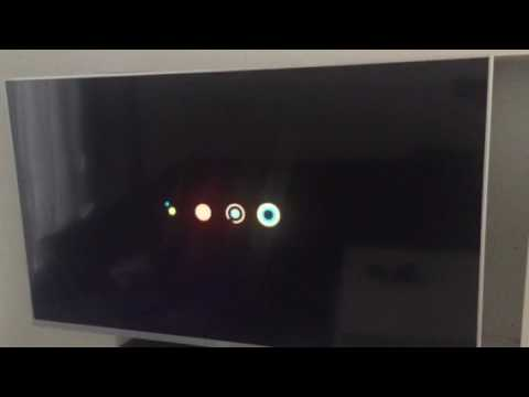 Sony Bravia does not start Someone knows what the problem is