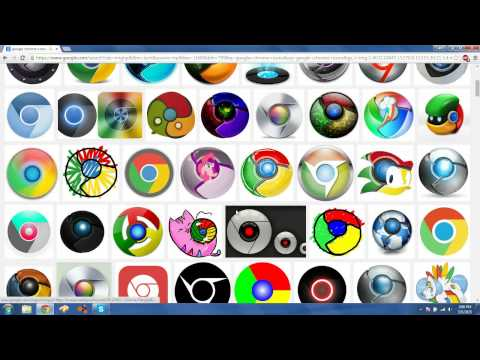 How to change shortcut icons in windows 7
