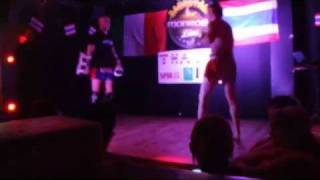 ThaiRish Charity Muai Thai Kickboxing By Bobby Duffy