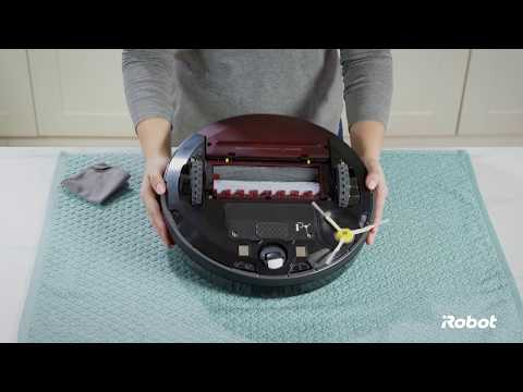 Roomba® 800 Series Cliff Sensors Care