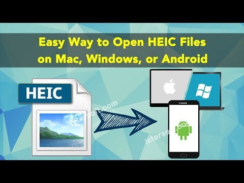 Easy Way to Open HEIC Files on Mac, Windows, or Android
