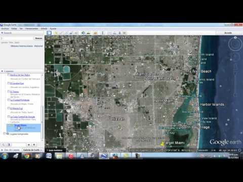 Transferir Waypoints de Google Earth a GPS Garmin
