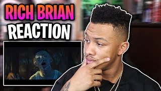 Rich Brian - Yellow ft. Bekon (Official Video) Reaction Video