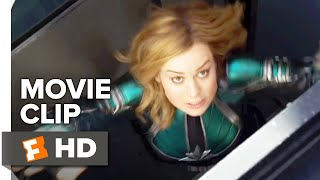 Captain Marvel Movie Clip - Train Fight (2019)   Movieclips Trailers