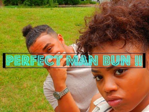 How To Do A Man Bun | Curly Haired Boys