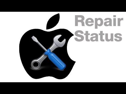 How to Check Repair Status Mac Apple