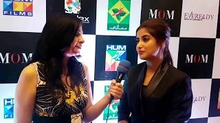 Sridevi is my #MOM in India: Sajal Aly