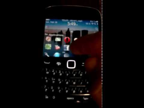 Increase Battery life of your Blackberry Smartphone