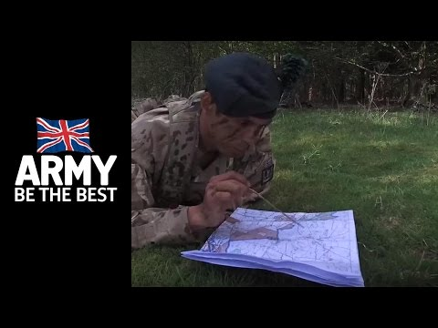 Map Reading - Squared Away - Army Jobs