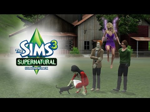 Let's Play - The Sims 3 SuperNatural ~ Part 2, Werewolf Turning
