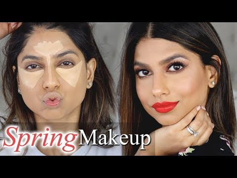 REAL GIRL Get Ready With Me: SPRING Edition
