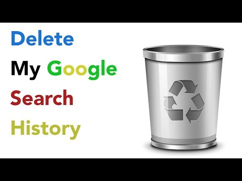 How to delete your Google search activity: delete Google search history