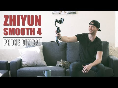 Zhiyun Smooth 4 (Phone Gimbal) Review & Test Footage