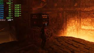 Shadow of the Tomb Raider [PC/Steam Version] Stuck on Path of the Living Puzzle Physics [Bug]