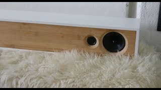 homemade 2 1 soundbar Videos - 9tube tv