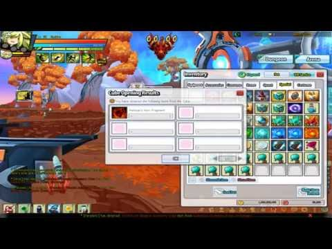 Elsword NA - Perkisas Phase 2 + 3 Sage Stone Exchange Results
