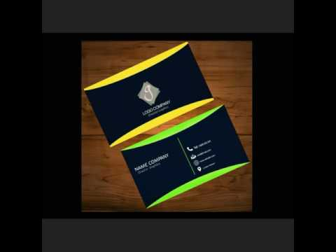 Pics Art Tutorials ||How to make Business Card Design_ FULL HD