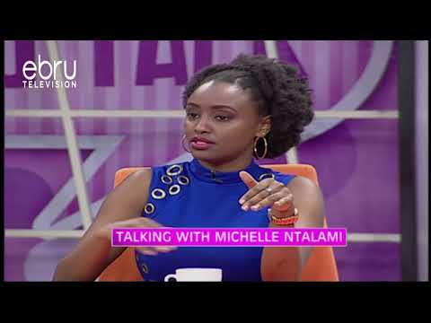 Michelle Ntalami On Her Experience As A Mentor At Blaze Kenya