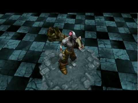 League of Legends - Zombie Ryze