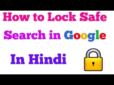 How to Lock Safe Search in Google in Hindi || Technical Naresh