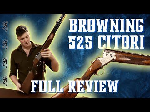 Browning 525 Advanced Review - TGS - PakVim net HD Vdieos Portal