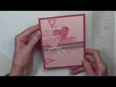 Lauguage of Love  Valentine card