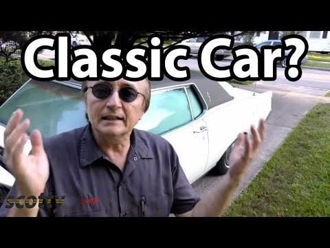 Should You Buy a Classic Car?