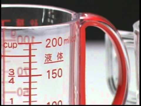 How to use rice cooker measuring cup(Cooking Rice The Basics2)
